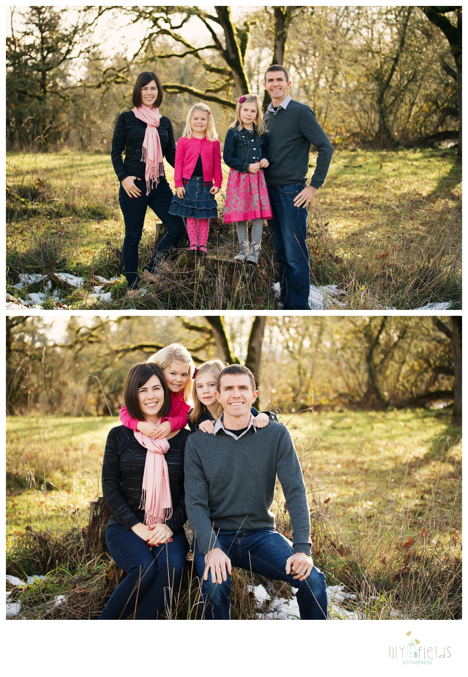 Eugene Family Photography